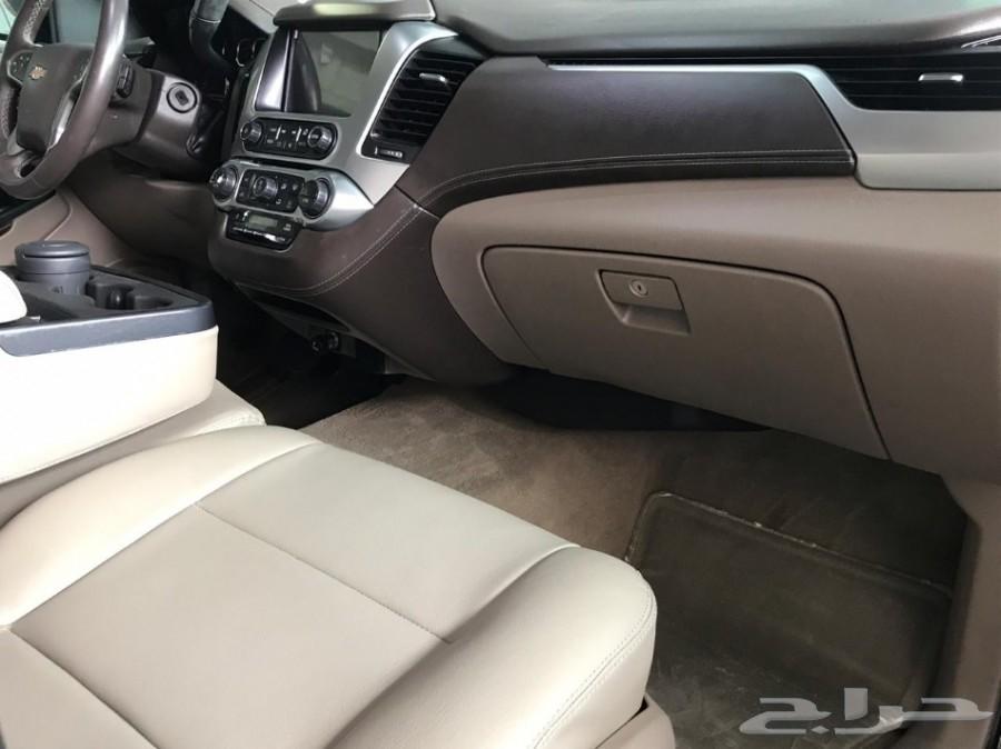 شيفروليه تاهو 2015 سعودي LT2  ( تم البيع )