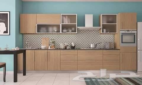 الخرج - تفصيل جميع انواع المطابخ والابواب