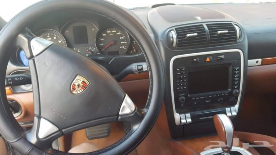 Porsche cayenne V6 2008