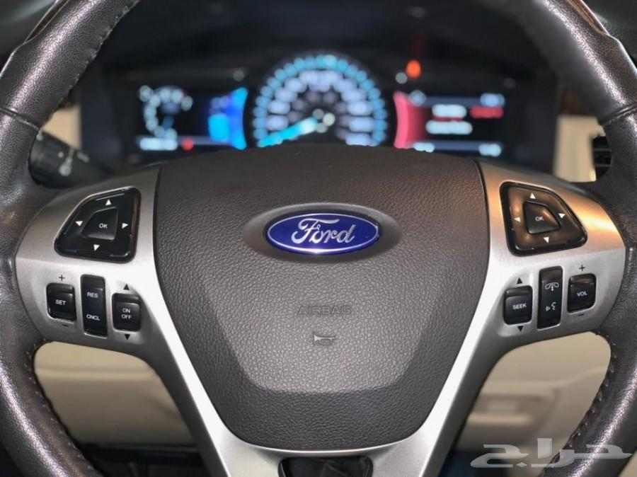 مباع - فورد فلكس  2015   LIMTED  AWD