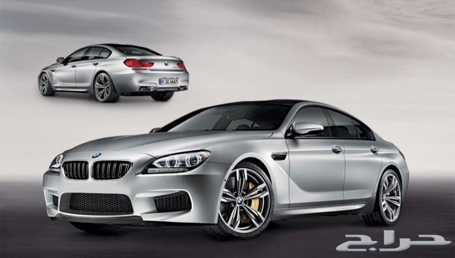 جنوط BMW الفئة السادسة