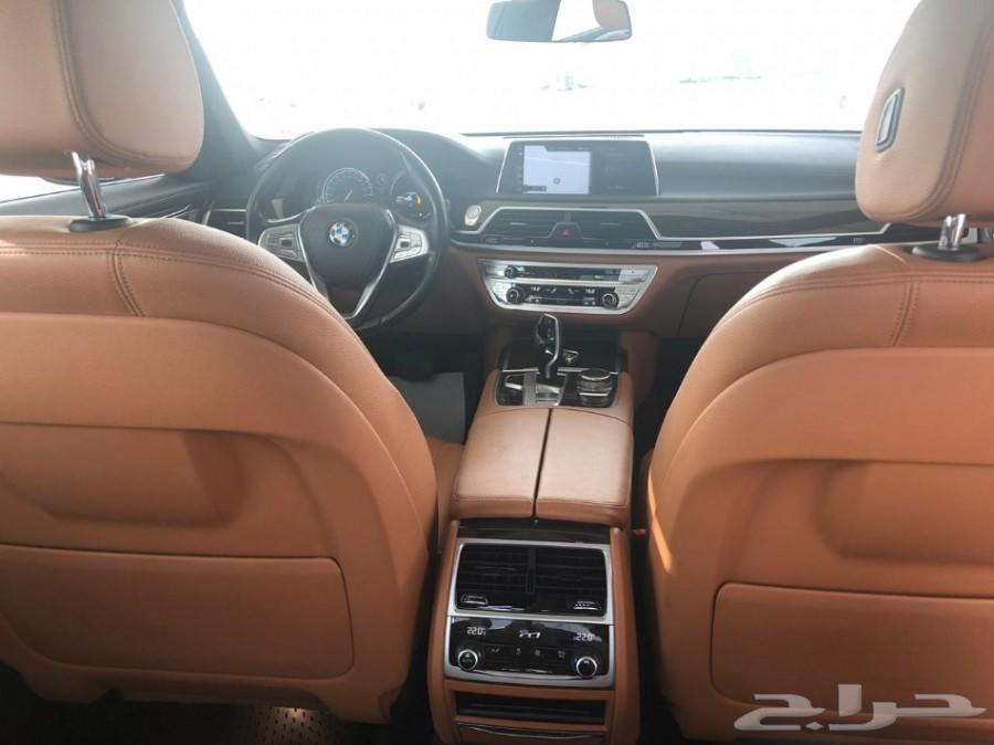 BMW 730iL 2017 (الناغي) كت M