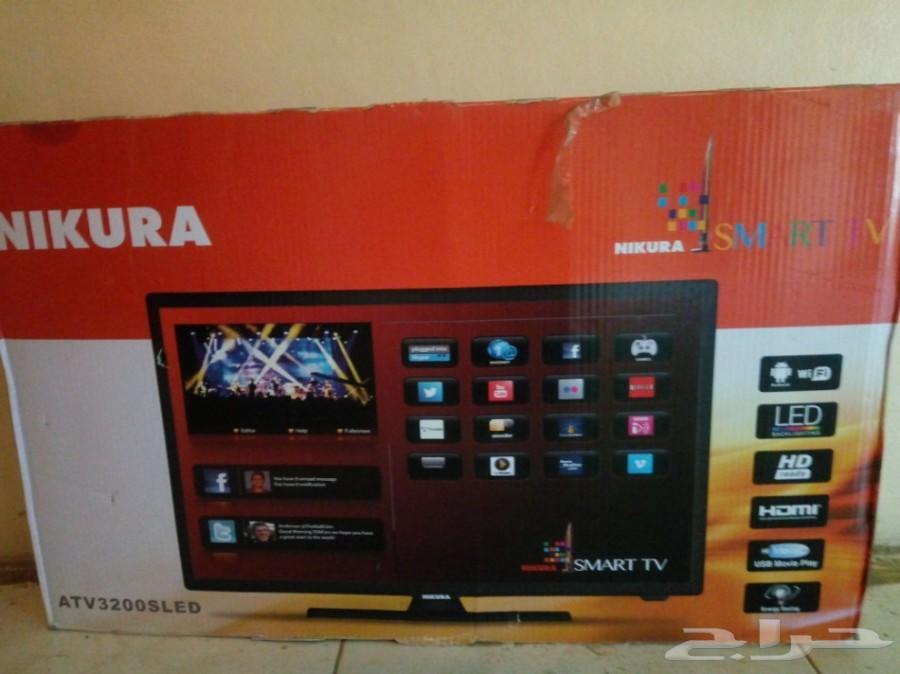 شاشة تلفزيون جديده للبيع