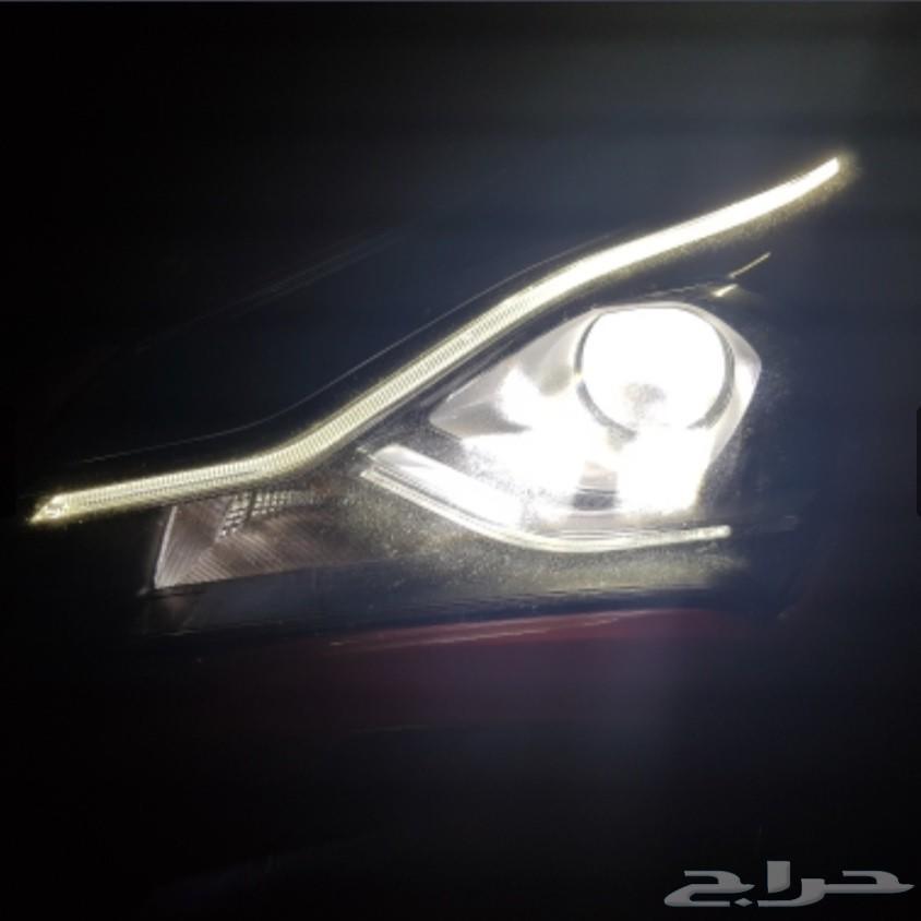 نور LED philips بديل للزنون للضعف الانوار