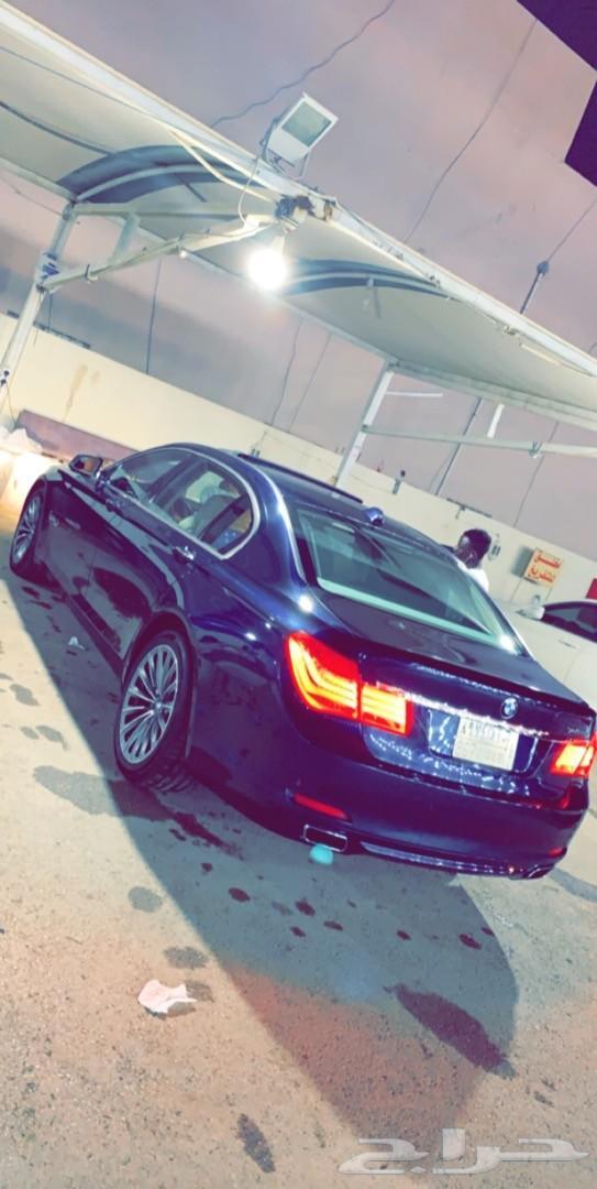 BMW 750 LI فل