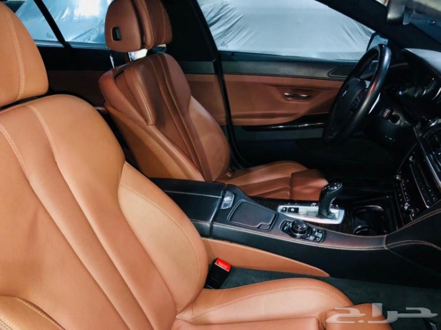 BMW 640i coupe فل اوبشن 2013