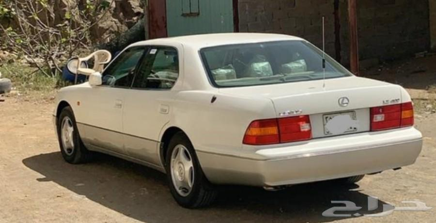 لكزس LS400 98
