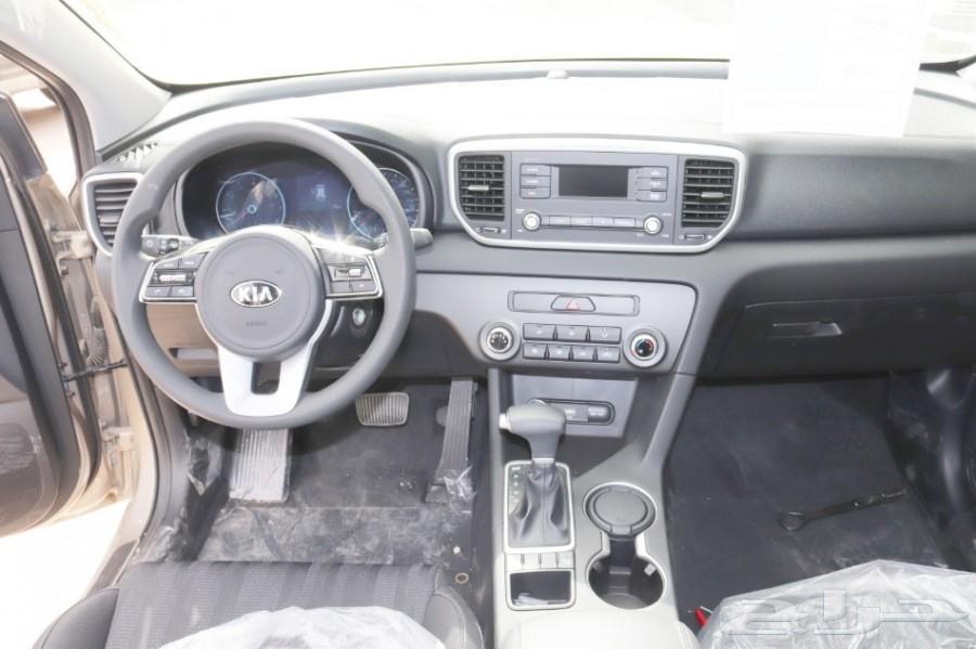 كيا سبورتاج 1600 سي سي 2019 ( أقل سعر)