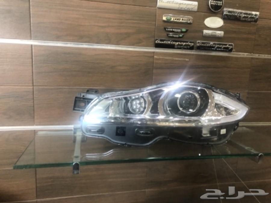 جاكوار انوار امامية اكس جي اكس اف XJ. XF