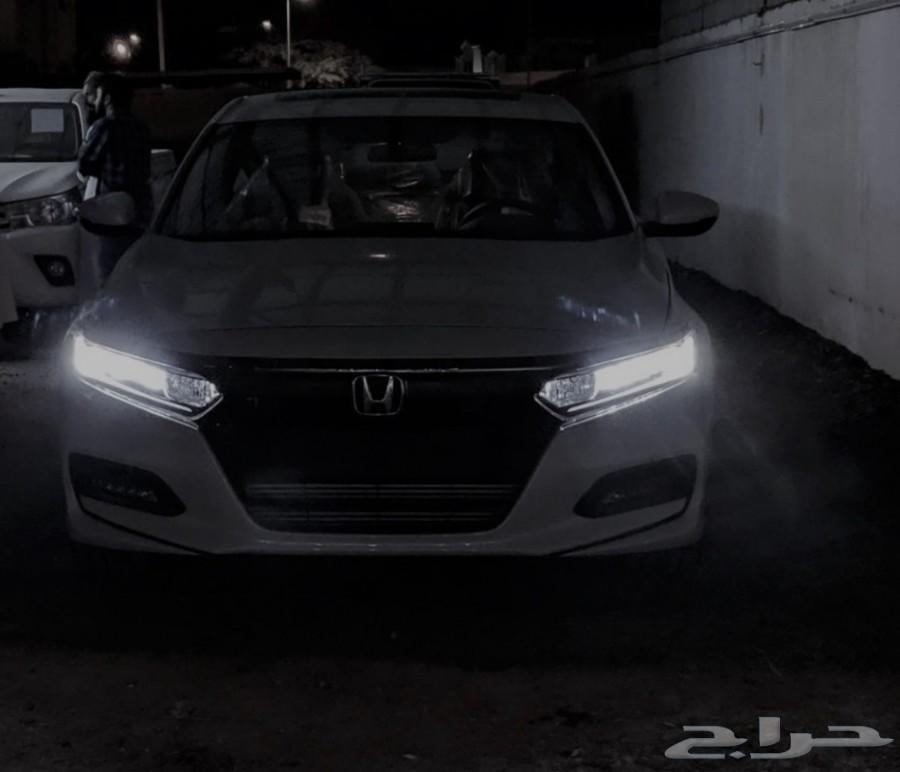 هوندا اكورد 2018 سبورت سعودي جديد