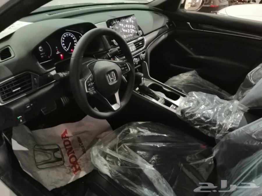 هواند اكورد 2018 أصفار سبورت ب أسعار خاصه