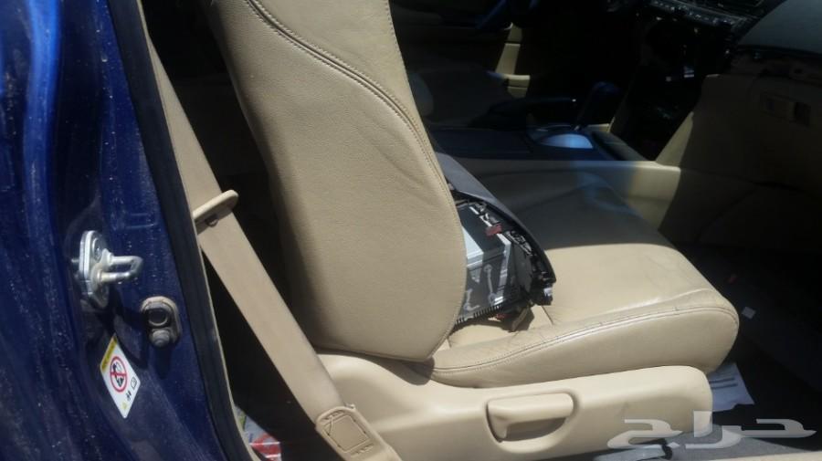 مصدوم هوندا اكورد كوبيه 2009 تشليح V6