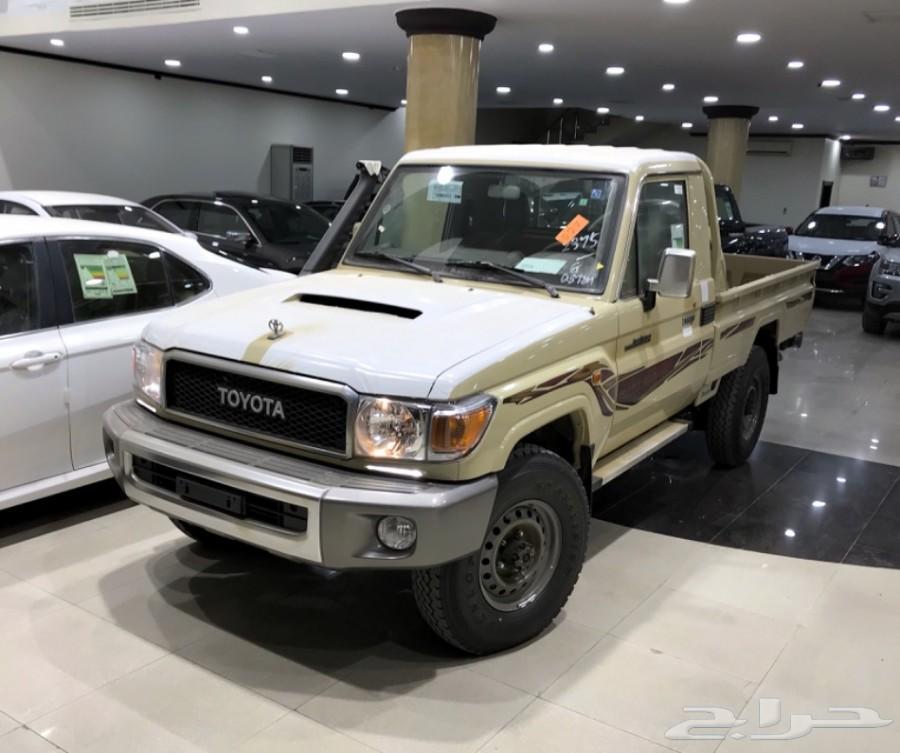 تويوتا شاص 2019 ديزل دفلك V8(سعودي) ...