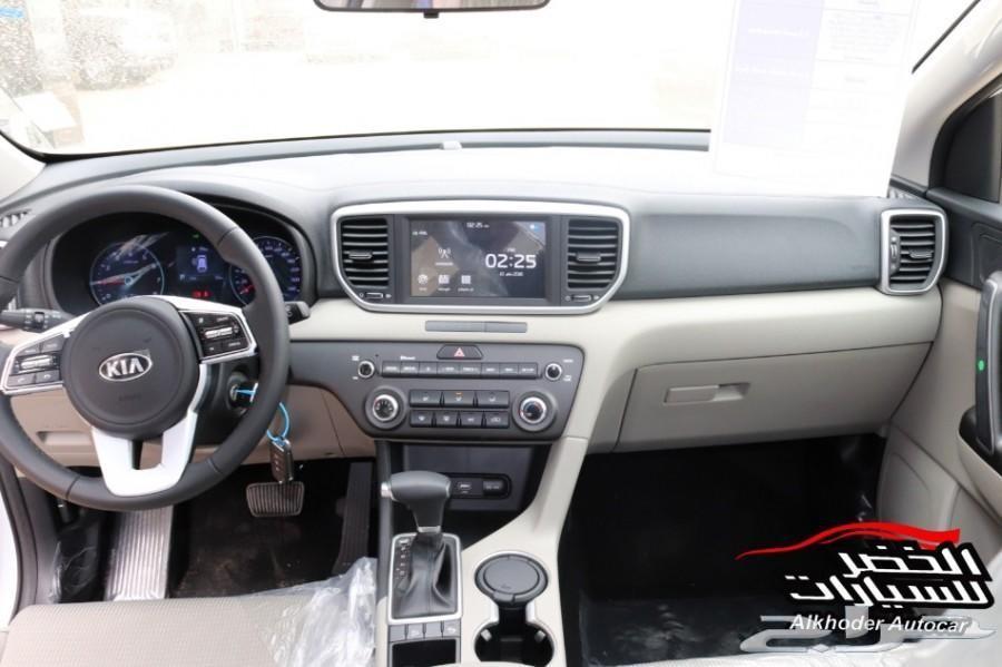 كيا سبورتاج 1600 سي سي بانوراما 2019