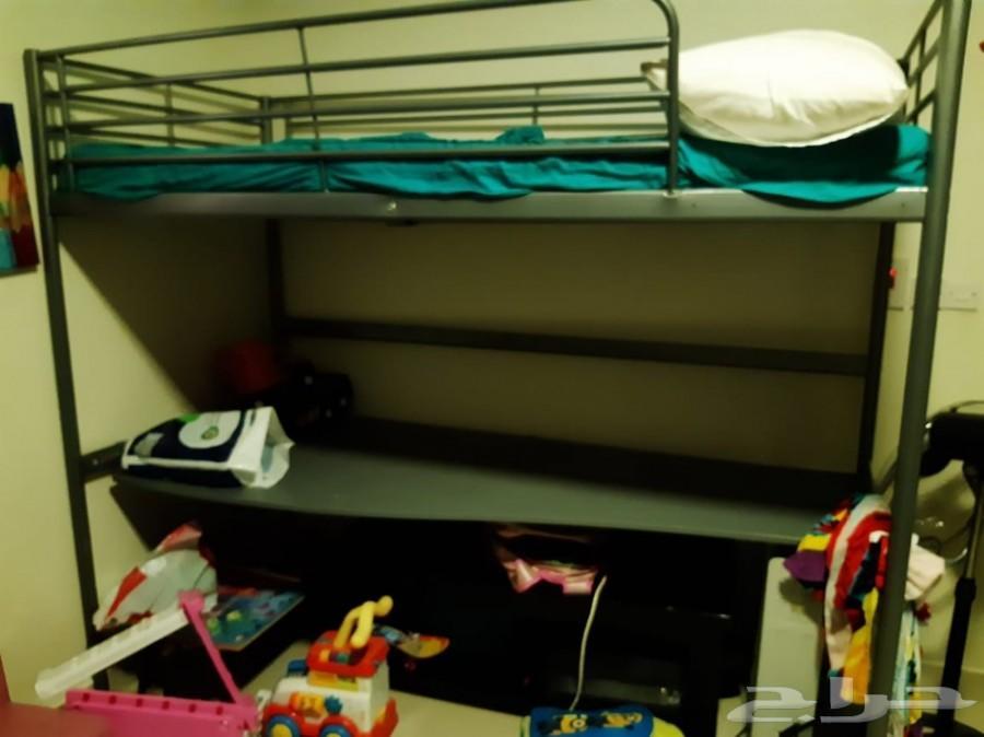 سرير اطفال للبيع من ايكيا