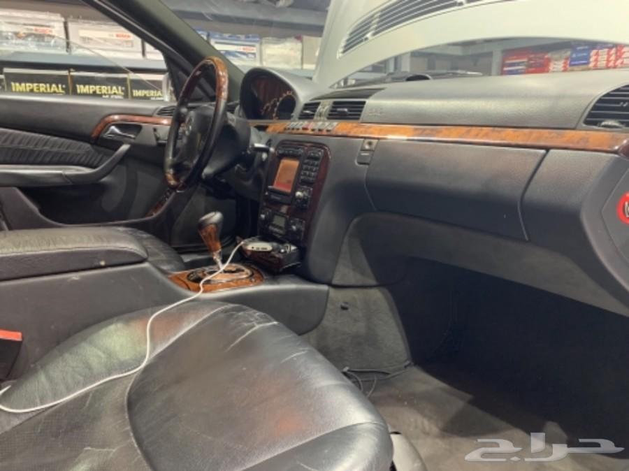مرسيدس S320