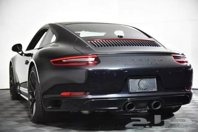 New 2019 Porsche 911 Carrera 4 GTS