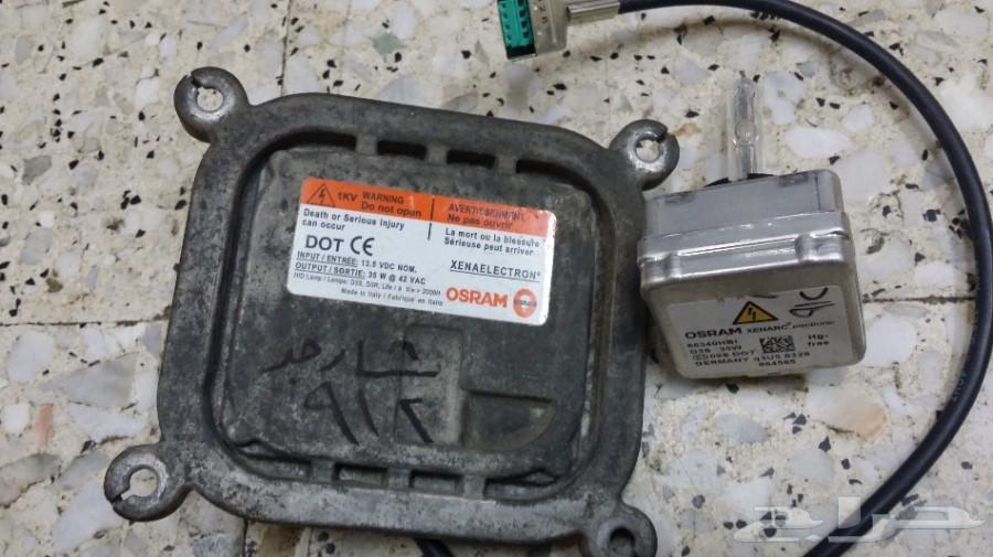 جهاز زنون ولمبة D3S تشارجر أصلي مستعمل 2014