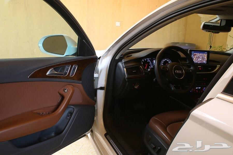 اودي A6 2012 طلبية خاصة