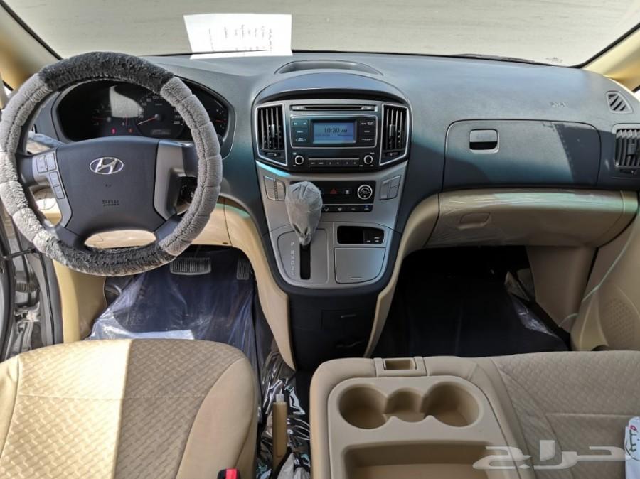 هونداي H1 2018 بنزين ماشي 11 الف تم البيع