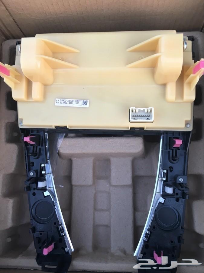 تحكم مكيف لكزس es350