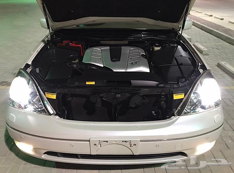 للبيع لكزس LS430 موديل 2002 أمريكي
