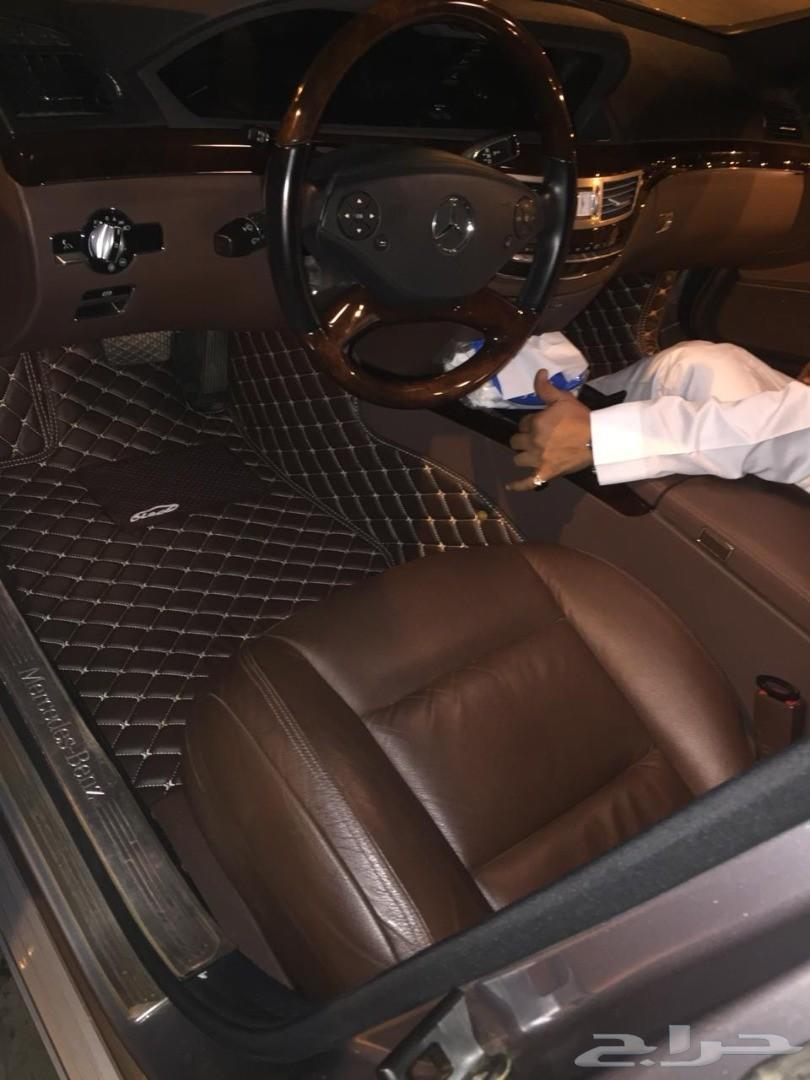 تلبيسه ارضيات جلد للسيارات