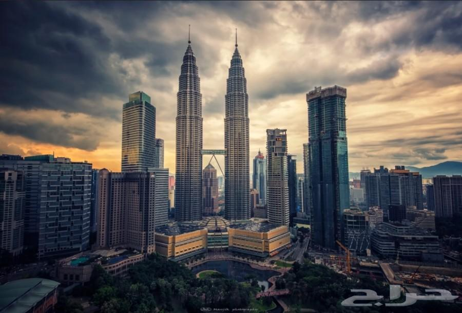 بكج مكس لشخصين 14 يوم دبي و ماليزيا 2019