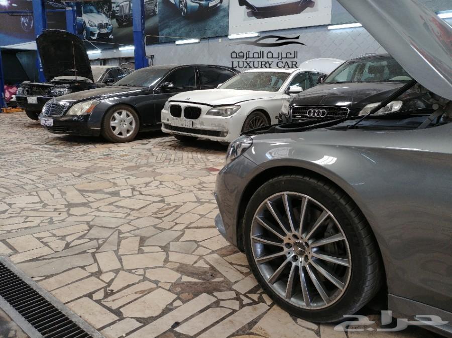 صيانة السيارات الألمانية فحص مجاني