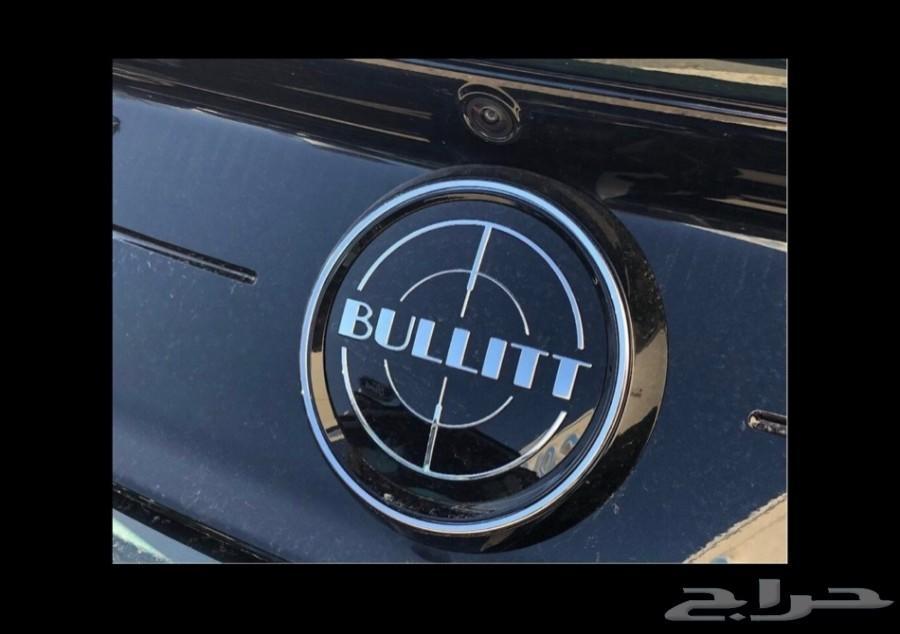 للبيع موستنج Bullitt 2019 اصفار ب190 الف