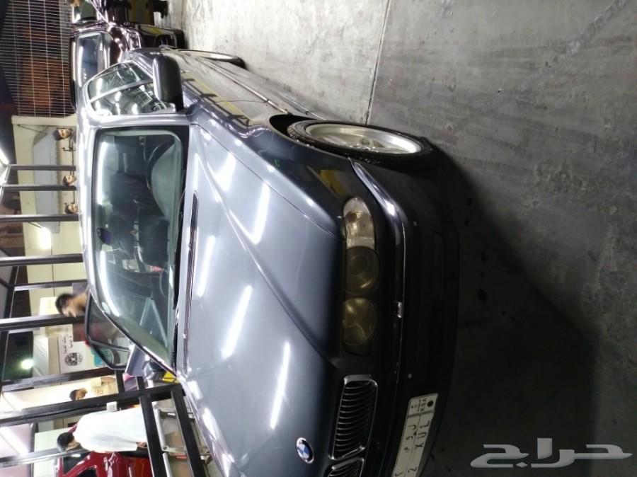 BMW 7 series بي ام دبليو الفئه السابعه