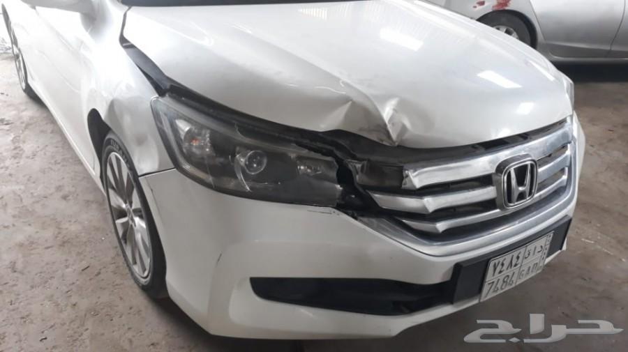 الصبيح شفط وتعديل سيارات مصدومة