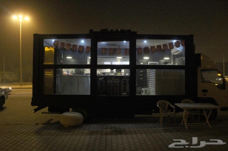 فود ترك - كوفي ( Food Truck - Coffee )