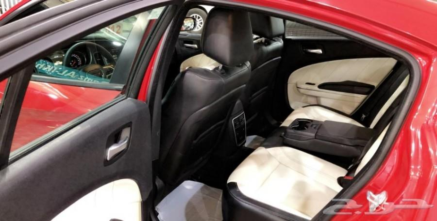 دوج تشارجر 2015 SXT فل كامل V6