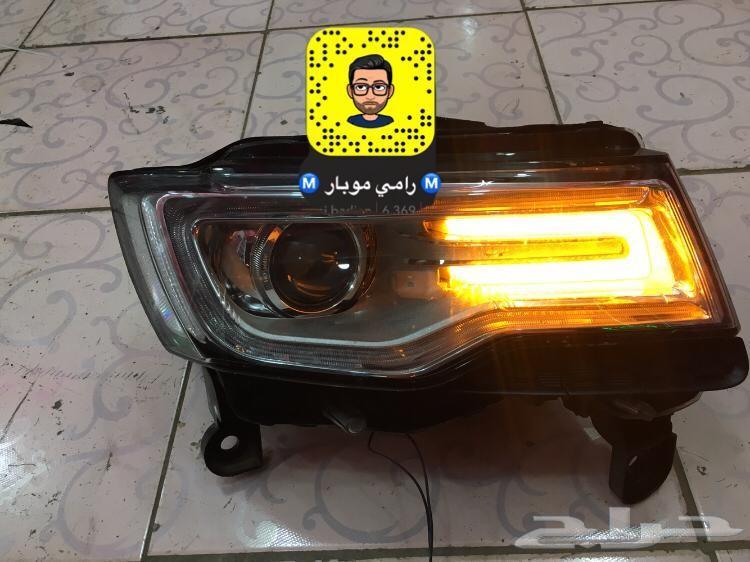 شمعات وقطع غيار قراند شيروكي
