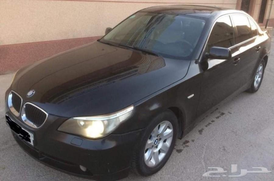 BMW 520 2005 اتوماتيك