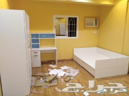 نجار تركيب غرف نوم و ايكيا و الستائر