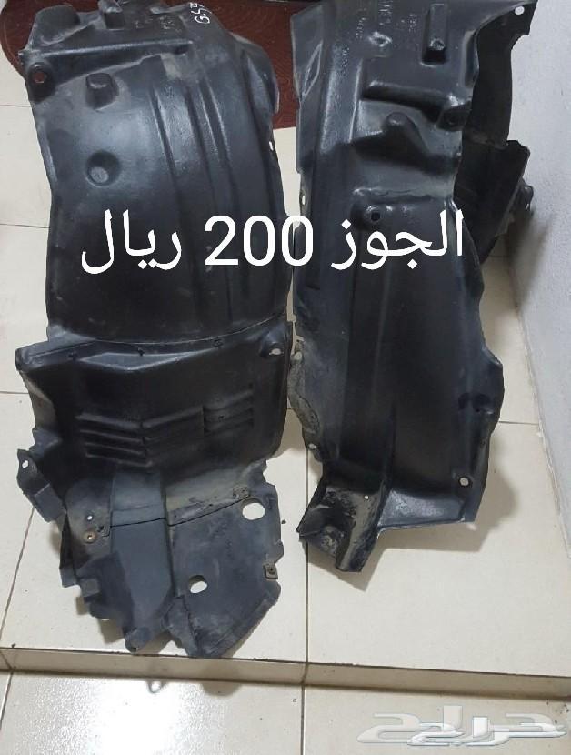 قطع غيار مستعمل مستورد كامري من 98 الى 2002