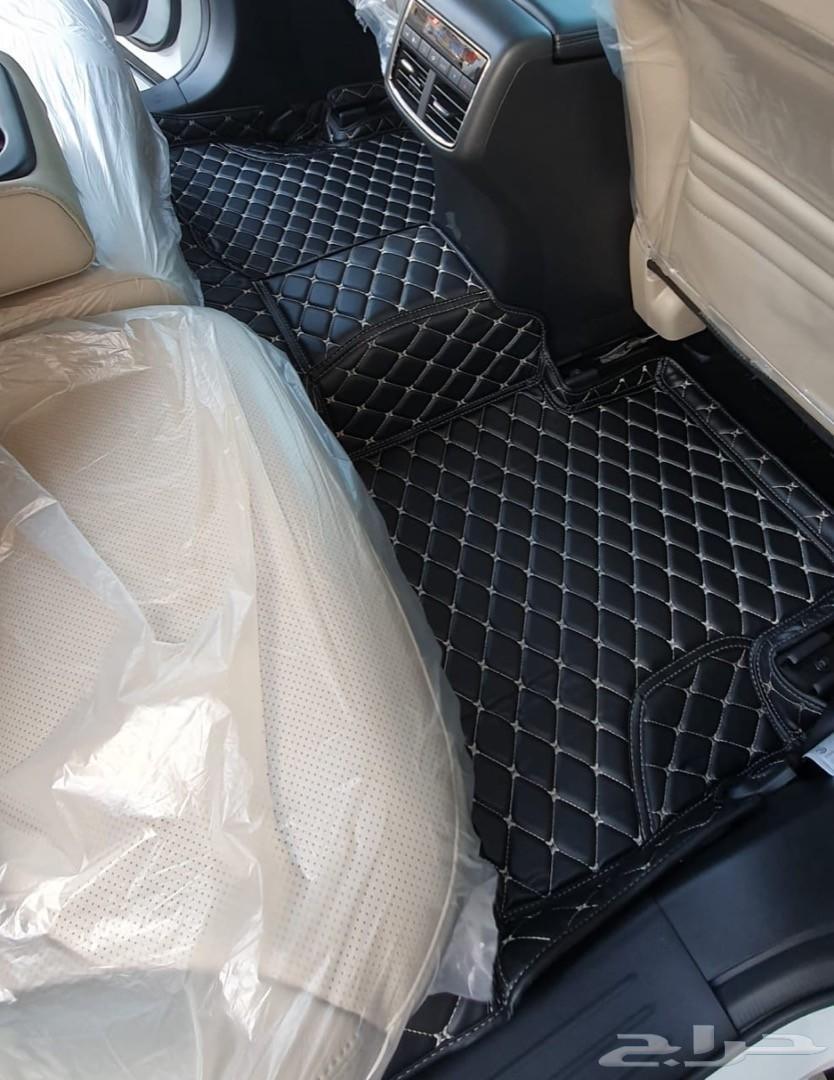 تفصيل دعاسات جلد خامة اولى للسيارات