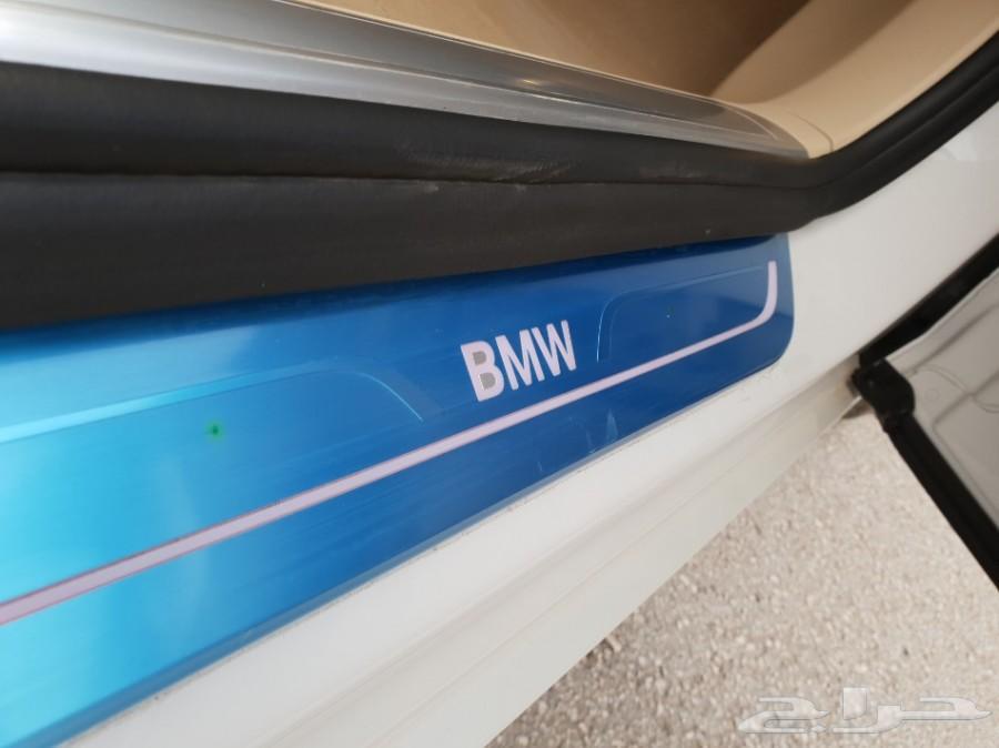 بي ام 740 ضمان وصيانة مجانيه ( تم البيع  )