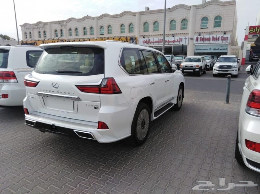 Lexus Oman 570 STATION 2019