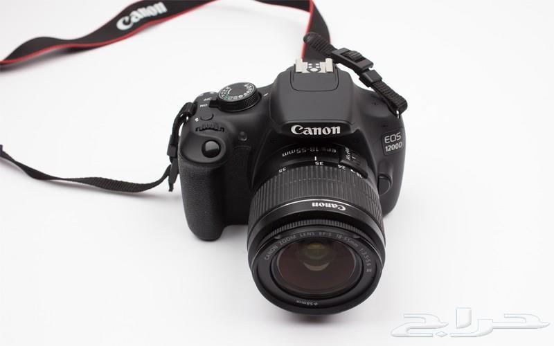 كاميرا كانون canon EOS1200D