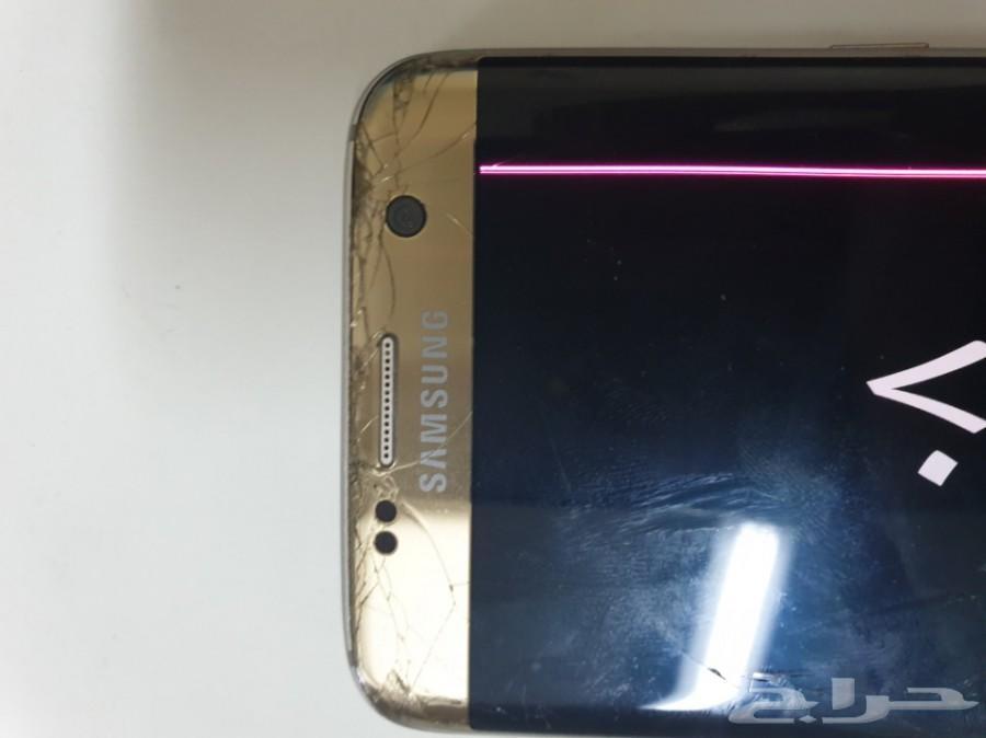 947de5c75 حراج الأجهزة | جالكسي S7 Edge مع نظارة VR وباور بانك