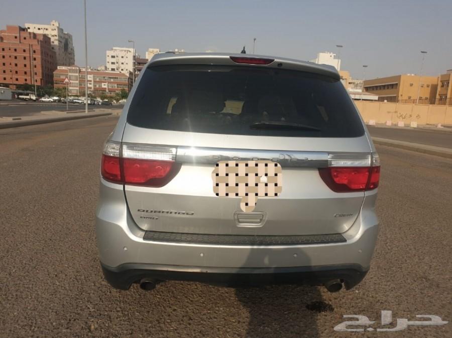 Dodge Durango 2012 full option