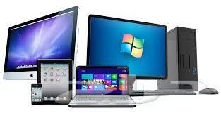 صيانة كمبيوتر ثابت و لابتوب ( حاسب الي )