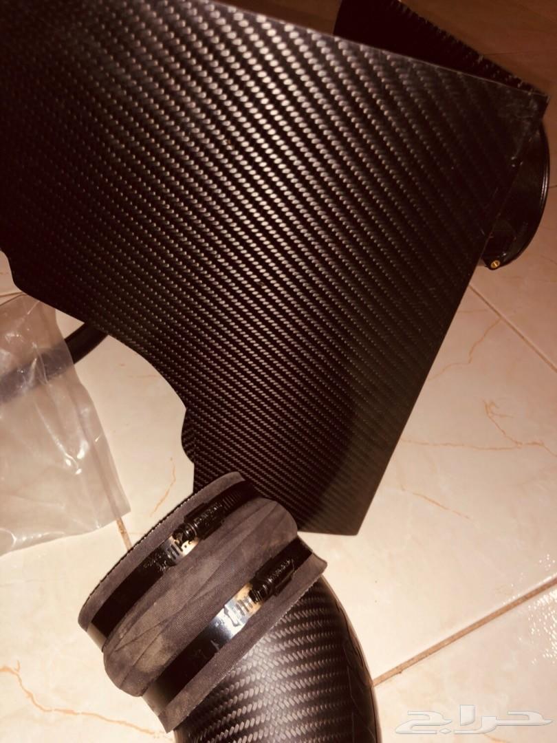 K and N Air intake filter- carbon fiber