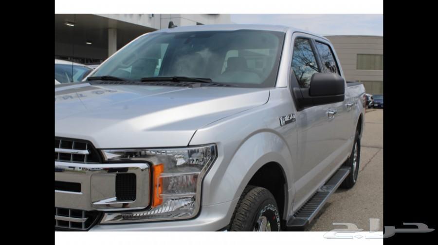للبيع Ford F150 2019 دبل وتيربوجديد ب145 الف