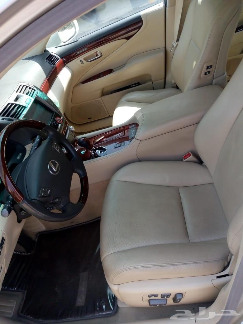لكزس 2011 ال اس 460 لارج LS 460 L