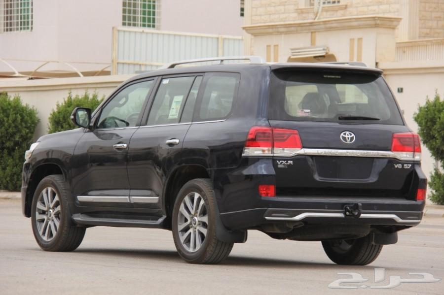 تويوتا في اكس ار 2017سعودي فل كامل VXR