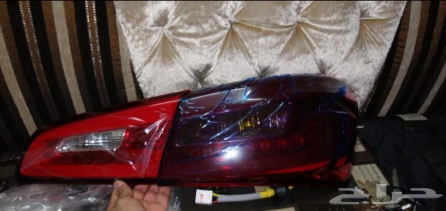 Kia cerato 2014 back led lights